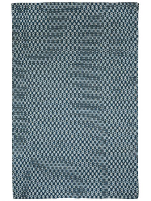 Bekal Indigo Blue Indoor Outdoor Rug