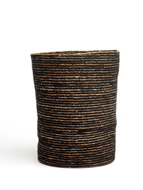 Williamsburg Handmade Jute Basket