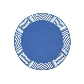 Olympia Blue Outdoor Rug