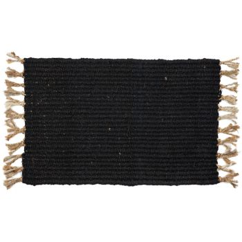60 cm x 90 cm Estate Charcoal Jute Door Mat