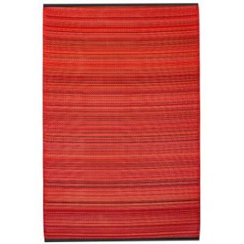 Cancun Sunset Outdoor Rugs
