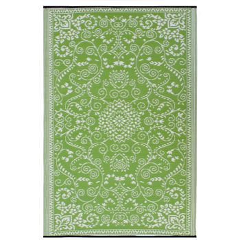 Murano Lime Outdoor Rug