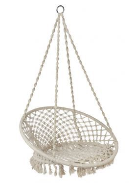 Covelong Macrame Swing
