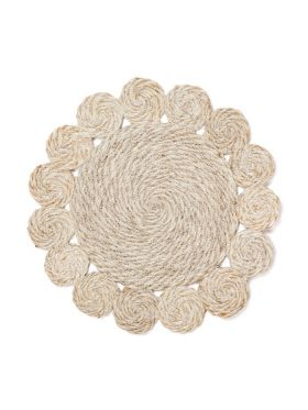 Tern Jute Round Placemat (Set of 4)