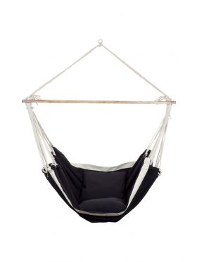 Kudle Black Swing Chair Hammock