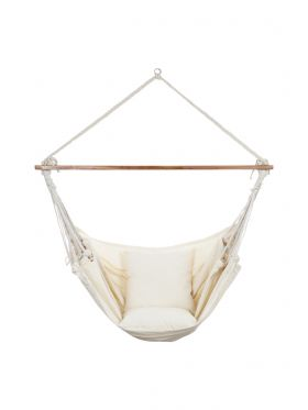 Kudle Cream Swing Chair Hammock