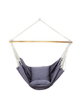 Kudle Grey Swing Chair Hammock