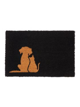 Buddies PVC Backed Coir Doormat