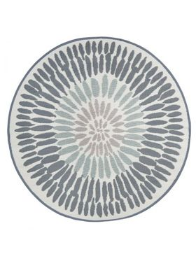 Azores Round Outdoor Rug
