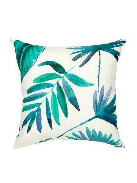 Botanica Blue Outdoor Cushion | 45x45 CM