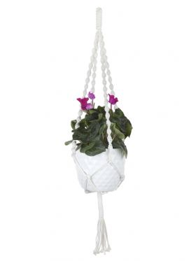 Holly Plant Hanger & Pot Holder