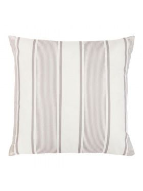 Kai Grey and White Outdoor Cushion | 50x50 CM