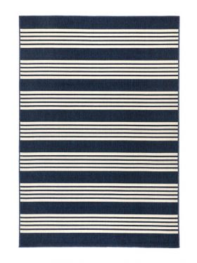 Mariona Blue Outdoor Rug