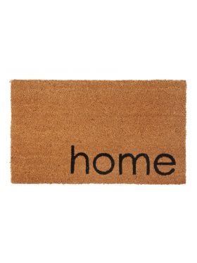 Natural Home PVC Backed Coir Doormat