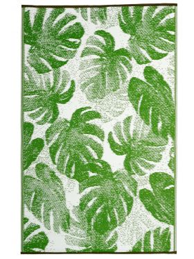 Panama Green Outdoor Rug