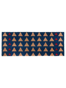 Triad PVC Backed Coir Door Mat