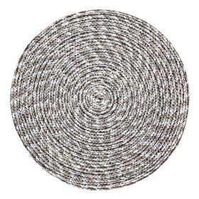 Willie Jute Round Placemat (Set of 4)