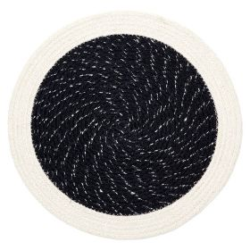 Rosella Jute Round Placemat (Set of 4)