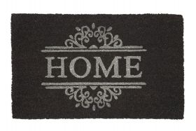 Home PVC Backed Coir Door Mat