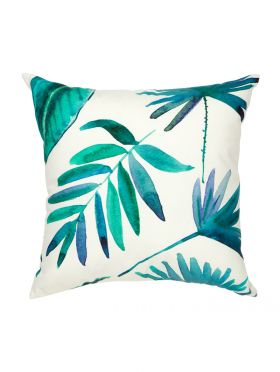 Botanica Blue Outdoor Cushion