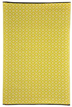 Kimberley Yellow Outdoor Rug