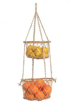 Prairie - 2 Tier Hanging Basket