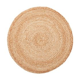 Willow Jute Round Placemat (Set of 4)