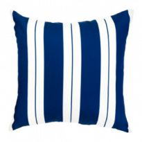 Marella Blue and White Outdoor Cushion | 50x50 CM